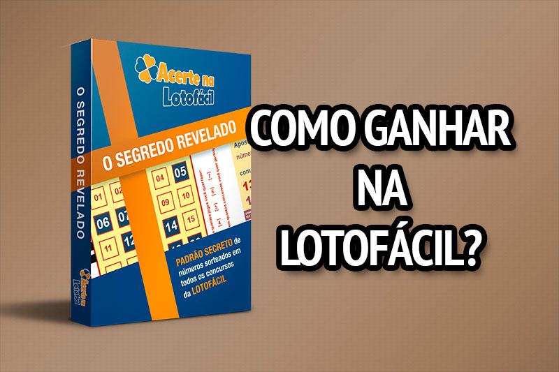 segredo da lotofacil pdf gratis