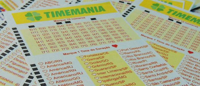 História da Timemania - A Loteria dos Clubes de Futebol